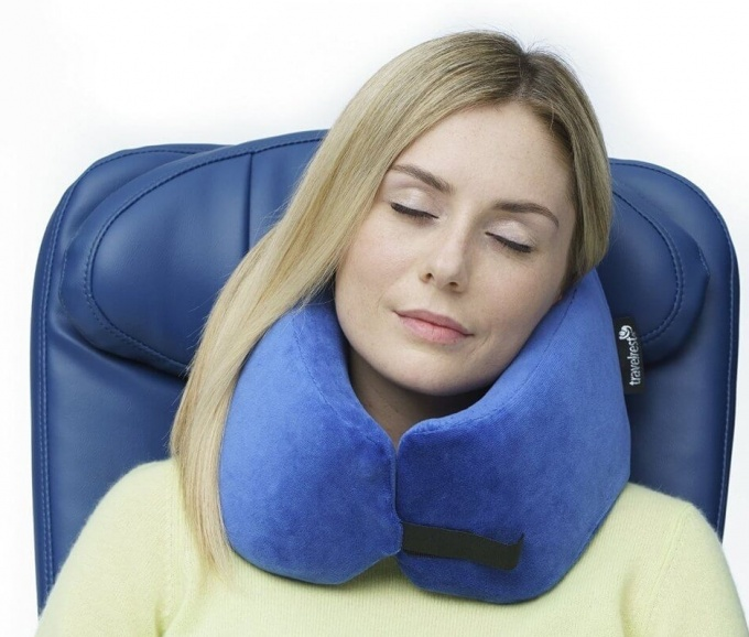 I found a travel pillow I love!