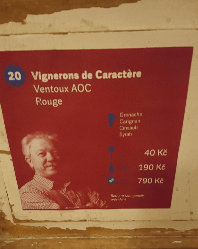Vignerons De Caractere